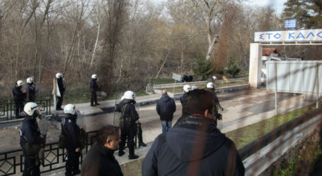 Έφτασαν οι Βολιώτες αστυνομικοί στον Έβρο – Δείτε το βίντεο