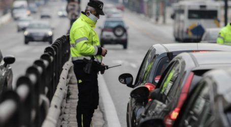 Μαγνησία: 13 παραβάσεις της απαγόρευσης κυκλοφορίας κατέγραψαν οι αστυνομικοί