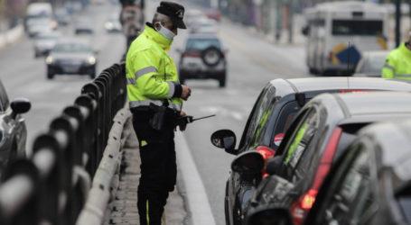 Κορωνοϊός: Εντατικοί αστυνομικοί έλεγχοι σε όλη τη Θεσσαλία