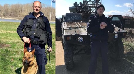 Λαρισαίος αστυνομικός από τον Έβρο: «Μετά τη μπόρα τη δαιμονική, θα έρθει η λιακάδα η θεϊκή»