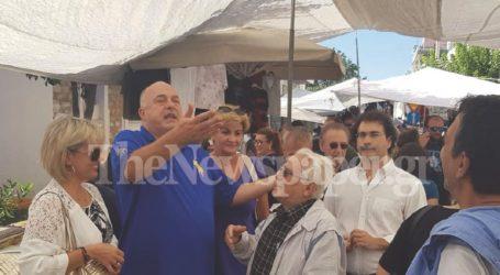 Βόλος: Αναστέλλεται η λειτουργία λαϊκών αγορών ρούχων με απόφαση Μπέου