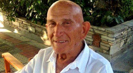 """Υγιής στο σπίτι του στη Λάρισα επέστρεψε ο Κώστας Γκουσγκούνης που είχε μεταφερθεί εσπευσμένα στο ΓΝΛ – """"Δεν φοβάμαι τον κορωνοϊό"""""""