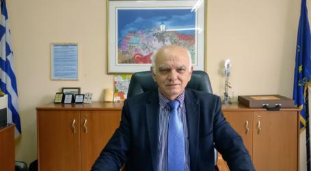 Συγχαρητήρια του Περιφερειακού ΔιευθυντήΑ/θμιας & Β/θμιας Εκπαίδευσης Θεσσαλίας στους νέους Διευθυντές και Διευθύντριες