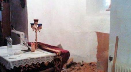 Παρέα 7 ατόμων έσκαβε παράνομα μέσα σε εκκλησία στην Ελασσόνα