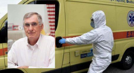 Γιαννακόπουλος για κρούσμα σε γιατρό στη Λάρισα: Δυστυχώς έγινε αυτό που δεν θέλαμε να συμβεί