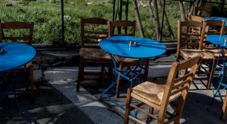 73 νέα κρούσματα σήμερα -Σε καραντίνα η χώρα, κλείνουν μπαρ, καφέ, εστιατόρια, εμπορικά κέντρα