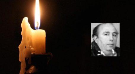 Πέθανε 57χρονος Λαρισαίος