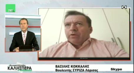 Κόκκαλης για κορωνοϊό: Κούρεμα οφειλών τώρα από τις τράπεζες και όχι μετακύλιση των δόσεων