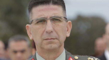 Εκτάκτως στον Έβρο ο Διοικητής 1ης Στρατιάς Αντγος Κωνσταντίνος Κούτρας
