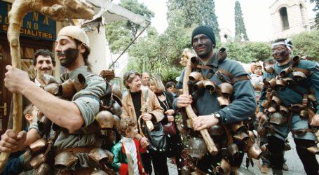 Αποκριάτικα έθιμα στη Θεσσαλία με αποκορύφωμα την Καθαρά Δευτέρα