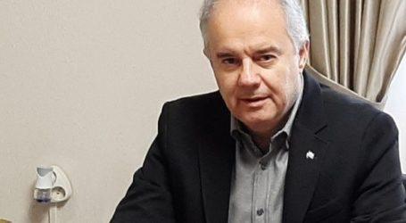 Ένταξη του δήμου Τεμπών στο Εθνικό Πρόγραμμα Χαλαζικής Προστασίας ζητά ο Γιώργος Μανώλης