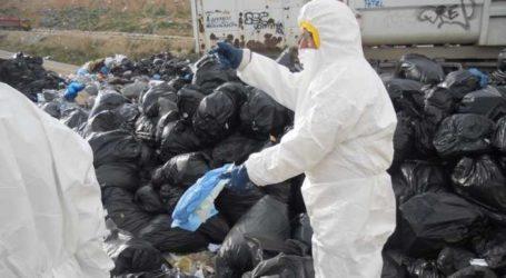 Στον Βόλο τα νοσοκομειακά απόβλητα του κορωνοϊού