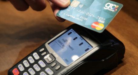 Αυξάνεται στα 50 ευρώ το όριο για τις ανέπαφες συναλλαγές με κάρτες
