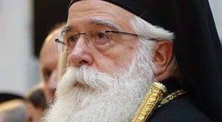 Δημητριάδος Ιγνάτιος:«Δεν διώκεται ο Χριστιανισμός και η Εκκλησία» –Τηλεοπτική συνέντευξη στοMega