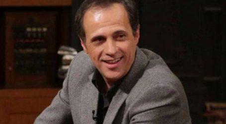 """Ο Σπύρος Πούλης μιλάει για τη σειρά """"Δύο Ξένοι"""" και τον Νίκο Σεργιανόπουλο"""