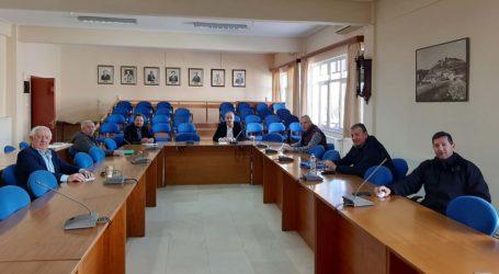 Μπαράζ συσκέψεων στο δήμο Ελασσόνας για τον κορονοϊό