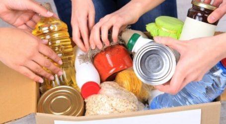 Βόλος: Συγκεντρώνουν τρόφιμα για άπορες οικογένειες