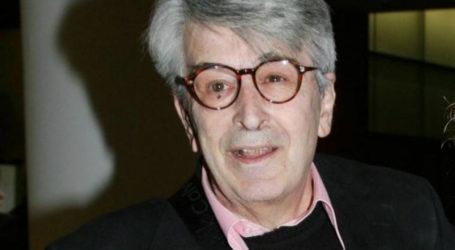 «Αντίο κ. Παπαπέτρου» – Πέθανε ο ηθοποιός Πάνος Χατζηκουτσέλης