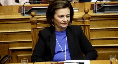 Διέρρηξαν το γραφείο της τ.υφυπουργού Μαρίνας Χρυσοβελώνη