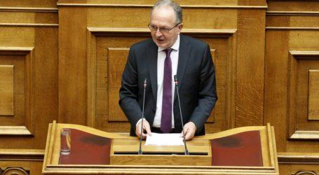 Θ. Λιούπης: Η Κυβέρνηση ακούει και διορθώνει τα λάθη της – Δεν πρέπει να παραιτηθεί ο Βρούτσης