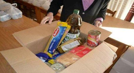 Τα προϊόντα ΤΕΒΑ έρχονται σπίτι από τον Δήμο Βόλου
