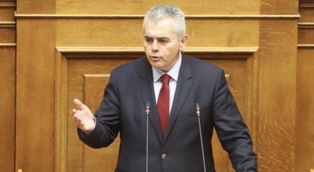 Χαρακόπουλος: Και οι χοιροτρόφοι πλήττονται από τον κορωνοϊό