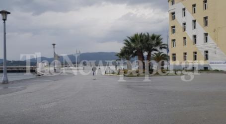 Πρωϊνή βόλτα στην παραλία του Βόλου – Τηρούν τα μέτρα οι Βολιώτες [εικόνες]