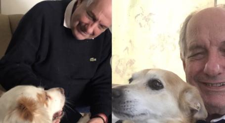 Πάσχα με τα αδέσποτα σκυλιά του από το Πήλιο για τον Τέρενς Κουίκ