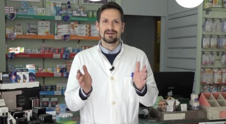 Οι φαρμακοποιοί της Θεσσαλίας στέλνουν ένα συγκλονιστικό μήνυμα για τον κορωνοϊό – Δείτε το βίντεο