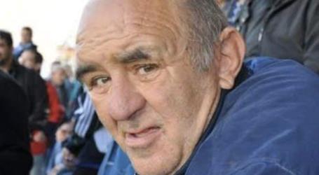 Πένθος στον κόσμο της Νίκης Βόλου – Πέθανε ο Χρήστος Παλάντζας