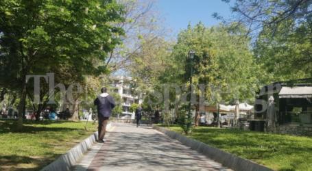 Επιστρέφουν στην κανονικότητα οι Βολιώτες – Βόλτα στην πλατεία Ελευθερίας [εικόνες]