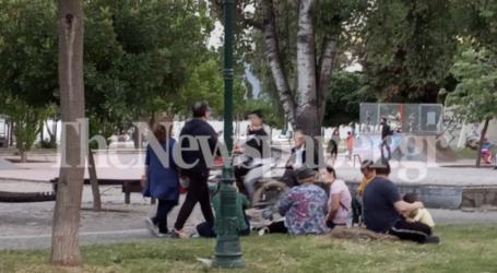 Βόλος: Εικόνες προ κορωνοϊού στον Άναυρο – Εκατοντάδες παιδιά παίζουν αμέριμνα με τους γονείς [φωτορεπορτάζ]
