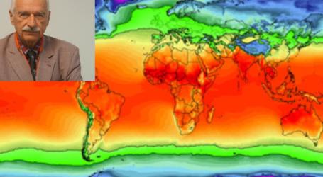 Κ. Γουργουλιάνης: Οι υψηλές θερμοκρασίες περιορίζουν τη διασπορά του κορονοϊού