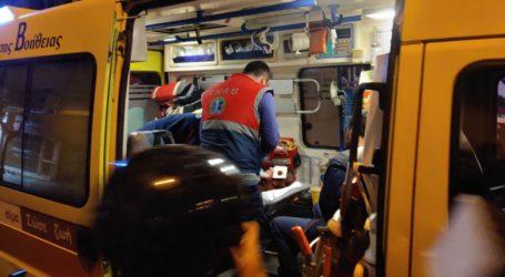 ΤΩΡΑ: Νεαρός άνδρας αποπειράθηκε να αυτοκτονήσει στη Ν. Ιωνία Βόλου