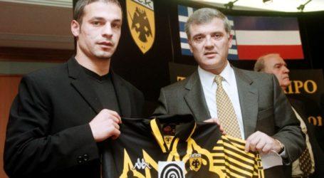 «Πίεζε και η κυβέρνηση Σημίτη να μην πάει η ΑΕΚ στο Βελιγράδι» – Ποδόσφαιρο – Super League 1 – A.E.K.