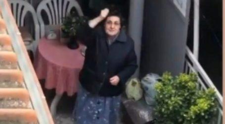 ΠΑΟΚτζού γιαγιά φωνάζει σύνθημα στο μπαλκόνι! (video) – Ποδόσφαιρο – Super League 1 – Π.Α.Ο.Κ.
