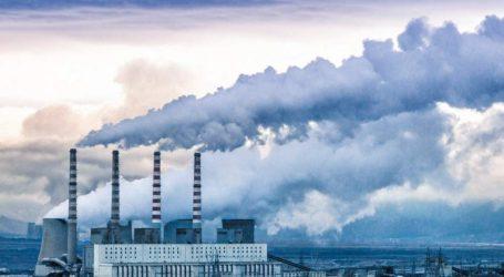 Η ατμοσφαιρική ρύπανση σε κάθετη πτώση