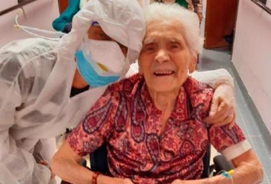 Η γιαγιά Άντα