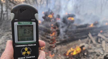 Οι φλόγες στην Ουκρανία πλησιάζουν τον πυρηνικό αντιδραστήρα του Τσερνόμπιλ