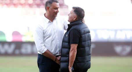 «Συμφωνήσαμε σε ένα λεπτό, άριστη η συνεργασία με Κούγια» – Ποδόσφαιρο – Super League 1 – Λάρισα