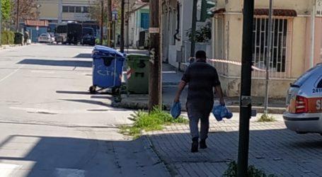 Δήμος Λαρισαίων: Οργάνωση της τροφοδοσίας των κατοίκων της αποκλεισμένης περιοχής της Νέας Σμύρνης