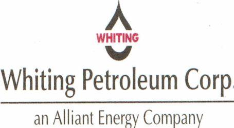 Πτώχευσε η αμερικανική εταιρεία παραγωγής σχιστολιθικού πετρελαίου Whiting Petroleum