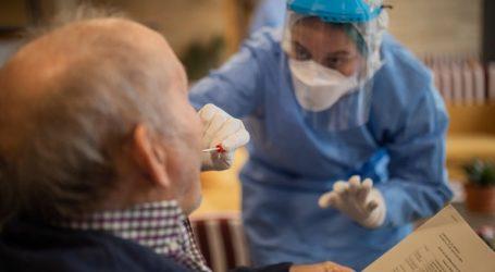Περισσότεροι από 2.300 γιατροί και νοσηλευτές έχουν μολυνθεί από τον κορωνοϊό