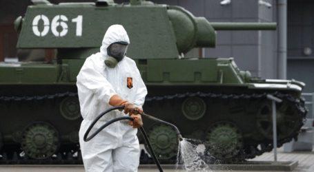Ρωσία: Σε 4.149 ανήλθε ο αριθμός των κρουσμάτων