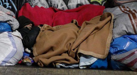 Επιβολή προστίμου σε άστεγους της Θεσσαλονίκης καταγγέλει η «ΑΡΣΙΣ»