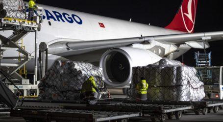 Πειρατεία των Τούρκων σε κινεζικό αεροσκάφος που μετέφερε αναπνευστήρες για την Ισπανία