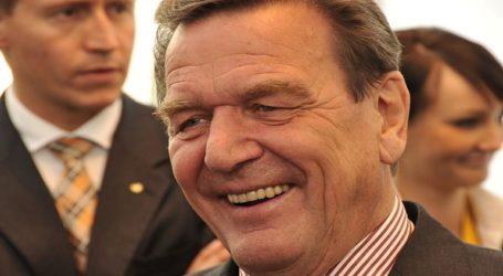 Υπέρ των ευρωπαϊκών ομολόγων ο πρώην καγκελάριος Γκέρχαρντ Σρέντερ