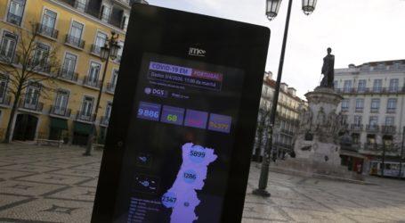 Πορτογαλία-Covid-19: Πάνω από 10.000 τα κρούσματα