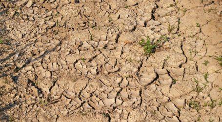 Ιστορική ξηρασία πλήττει τη χώρα εν μέσω επιδημίας του κορωνοϊού