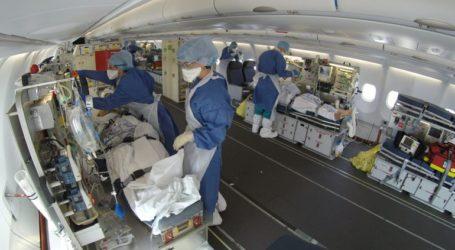 Οργάνωση προτείνει τα καθηλωμένα αεροσκάφη να χρησιμοποιηθούν ως θάλαμοι εντατικής θεραπείας